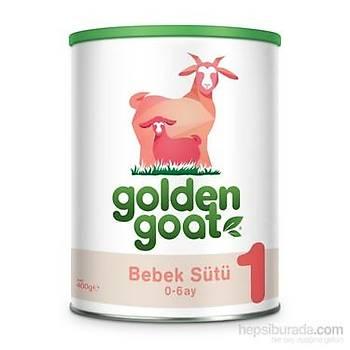 Golden Goat 1 Keçi Sütü Bazlý Bebek Sütü 400 gr