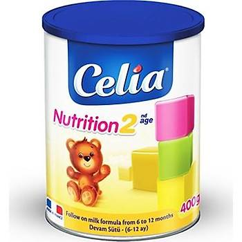 Celia Nutrition Mama No: 2 400 gr