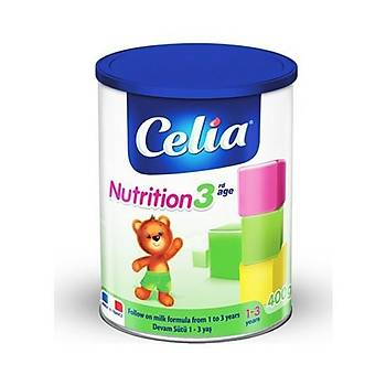 Celia Nutrition Mama No: 3 400 gr