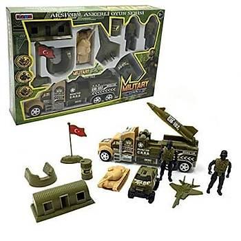 Aksiyon Askerli Oyun Serisi