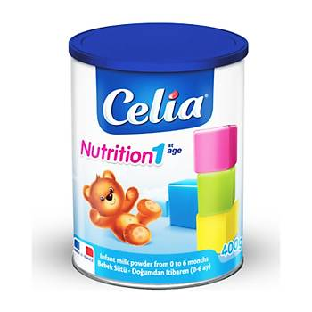 Celia Nutrition Mama No: 1 400 gr