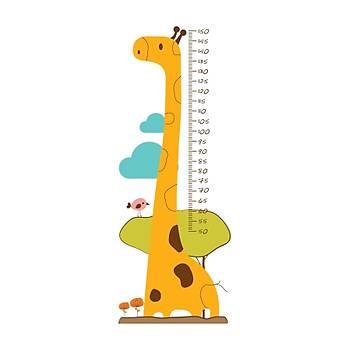 Boy Ölçer Sticker Zürafa