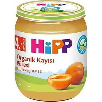 Hipp Organik Kayýsý Püresi Kavanoz 125 gr