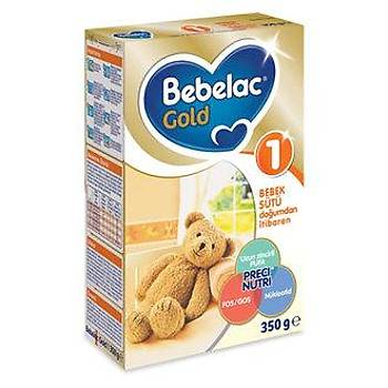 Bebelac Bebek Devam Sütü 1 Numara Gold Bebelac Gold 350 GR