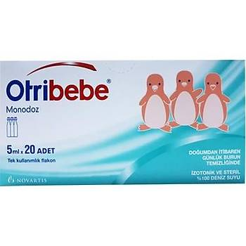 Otribebe Monodoz Flakon 20 Adet 5mL