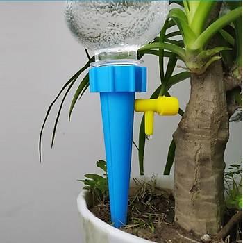 Çiçek Sulama Damlama Sistemi - 4 adet