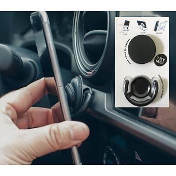 Telefon Parmak Tutucu (Aparatlý) (2 Renk)