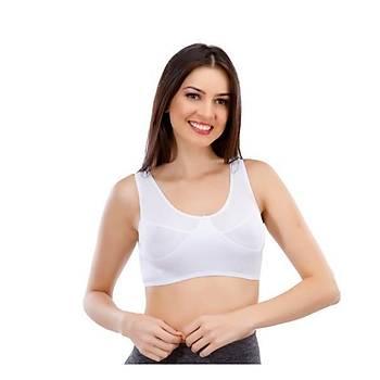 Liza Bayan Ribana Body Sütyen Yarým Atlet Sütyen 650