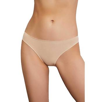 3 lü Paket Eros Bayan Düþük Bel Ýzsiz Bikini Külot Slip ERSK730