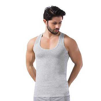Lüx Drm Erkek Pamuklu Penye Atlet Renk Seçenekli 155