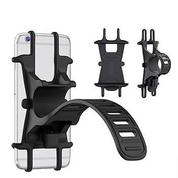 Universal Motorsiklet, Bisiklet Telefon Tutucu