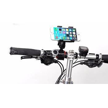 Telefon Tutucu Bisiklet Ýçin MANDALLI