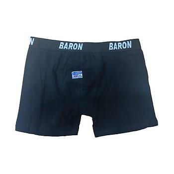 3 Adet Baron Erkek Likralý Boxer Renk Seçenekli