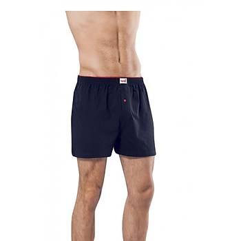6 lý Paket Hmd Erkek Havlu Bel Boxer Yüzde Yüz Pamuk 305-306