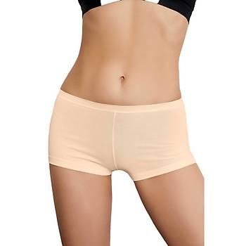 Eros Bayan Boxer Short Renk Seçenekli ERSK740