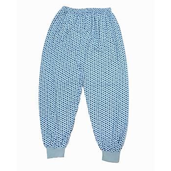 Netyýldýz Erkek Yazlýk Pijama Altý Manþetli Paça