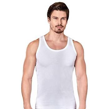 6 Adet Berrak  Modal Erkek Atlet Beyaz 1035