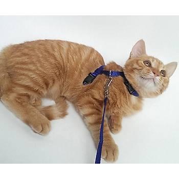 Ayarlanabilir Kedi Tasmasý 120 cm (4 Renk)