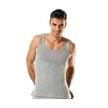 12 li Paket Tutku Erkek Ribana Atlet Renk Seçenekli Pamuklu Ürün