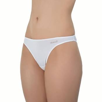 Kom Bayan Basic Bikini Külot 2 li