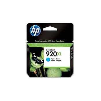 HP CD972A Mavi Mürekkep Kartuþ (920XL)