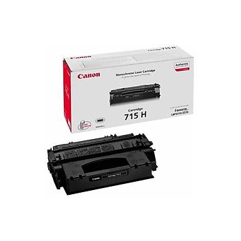 Canon CRG-715H Toner Kartuþ
