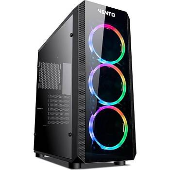Vento VG04F RGB Gaming Midi Tower (700W 80+)