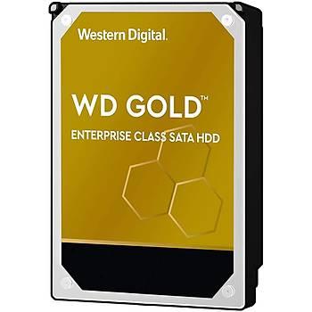 """WD 8TB Gold 3.5"""" 7200Rpm 256MB Sata3 WD8004FRYZ"""