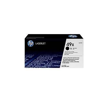 HP Q5949X Toner Kartuþ 49X