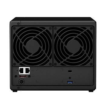 Synology DS918PLUS NAS Server 4 Adet-3.5 Disk Dest