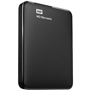 """WD 4TB Elements 2.5"""" Usb3 Siyah WDBU6Y0040BBK-WESN"""