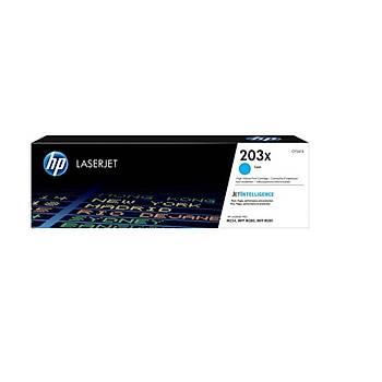 HP CF541X Mavi Toner Kartuþ 203X