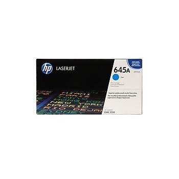 HP C9731A Mavi Toner Kartuþ (645A)