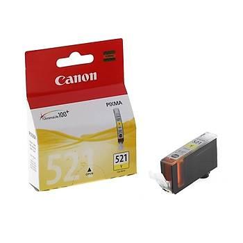 Canon Cli-521Y Mürekkep Kartuþ
