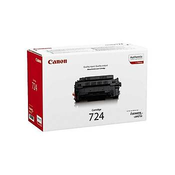 Canon CRG-724 Toner Kartuþ
