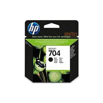 HP CN692AE Siyah Mürekkep Kartuþ (704)