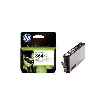 HP CB322EE Foto Siyah Mürekkep Kartuþ (364XL)