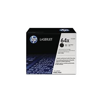 HP CC364X Siyah Toner Kartuþ (64X)