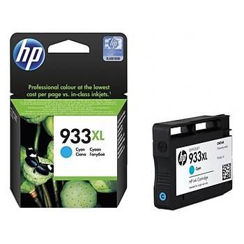 HP CN054AE Mavi Mürekkep Kartuþ (933XL)