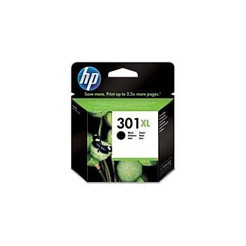 HP CH563EE Siyah Mürekkep Kartuþ (301XL)