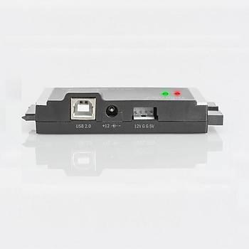 Digitus DA-70148-4 USB 2.0 IDE-SATA Dönüþtürücü
