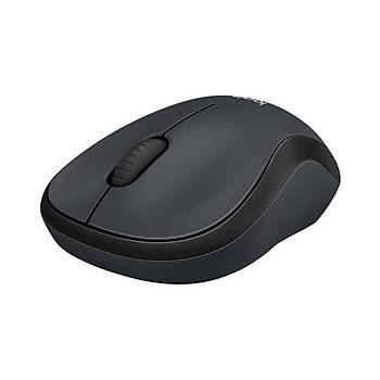 Logitech M220 Kablosuz Silent Siyah 910-004878
