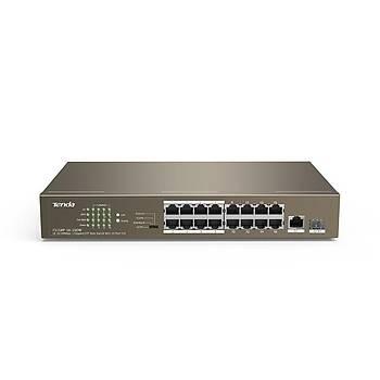 IP-COM F1118P-16-150W 16 Port Yönetilemz PoE+Swich