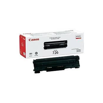 Canon CRG-726BK Toner Kartuþ