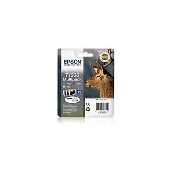 Epson C13T13064022 C/M/Y Mürekkep Kartuþ