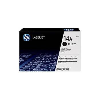 HP CF214A Siyah Toner