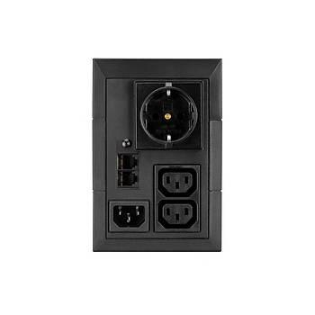 Eaton 5E 650i USB DIN(Schuko) Line-Interactive UPS