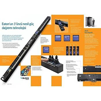 Eaton ePDU SW 309 1P 16A(C13x20:C19x4)(ESWB04)