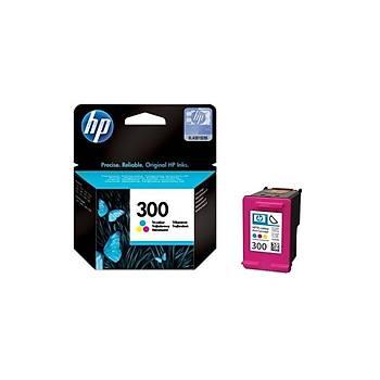HP CC643EE Renkli Mürekkep Kartuþ (300)