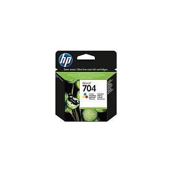 HP CN693AE Renkli Mürekkep Kartuþ (704)